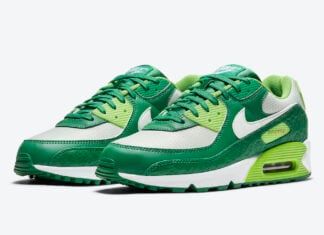 Nike Air Max 90 St. Patricks Day DD8555-300 Release Date Info