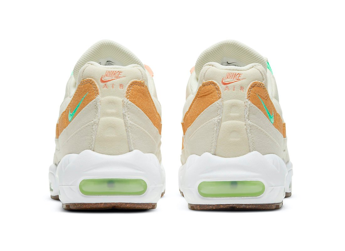 Nike Air Max 95 Happy Pineapple CZ0154-100 Release Date Info