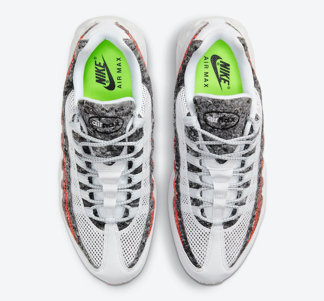 Nike Air Max 95 M2Z2 White CV6899-100 Release Date Info