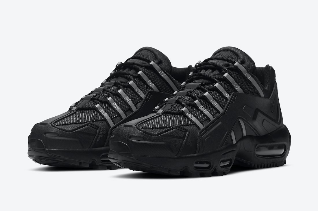 Nike Air Max 95 NDSTRKT Black Reflective CZ3591-001 Release Date Info