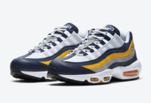Nike Air Max 95 White Navy Gold CZ0191-400 Release Date Info