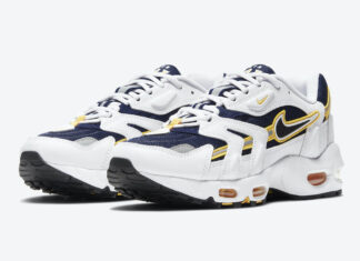 Nike Air Max 96 II Midnight Navy CZ1921-100 Release Date Info