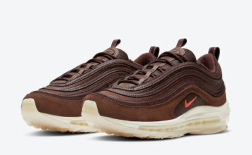 Nike Air Max 97 Coffee DD5395-244 Release Date Info