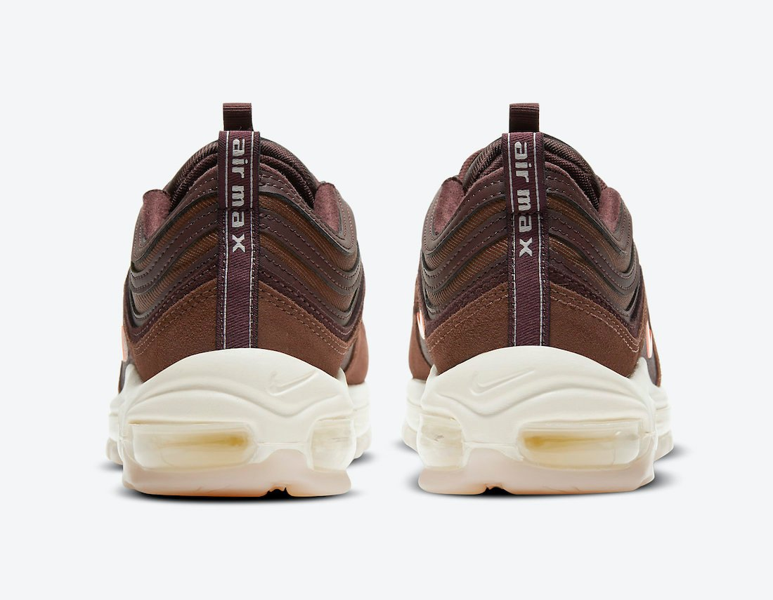 Nike Air Max 97 Coffee DD5395-244 Release Date Info