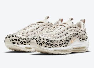 Nike Air Max 97 Leopard CW5595-001 Release Date Info