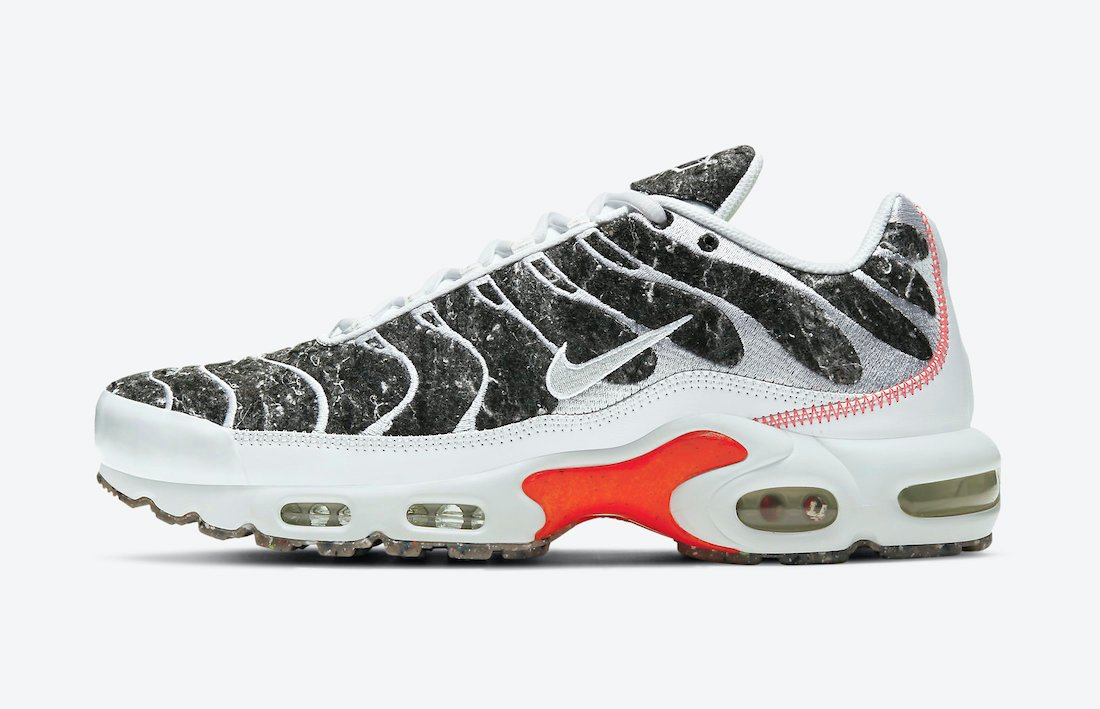 Nike Air Max Plus Essential Crater DA9326-100 Release Date Info
