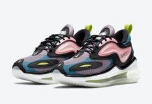 Nike Air Max Zephyr Multicolor CV8817-500 Release Date Info