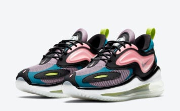 Nike Air Max Zephyr Multicolor CV8817-500 Release Date Info