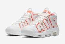 Nike Air More Uptempo Sunset DH4968-100 Release Date Info
