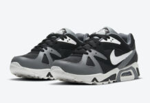 Nike Air Structure Triax 91 Black Grey White DB1549-001 Release Date Info