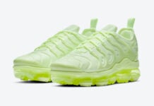 Nike Air VaporMax Plus Barely Volt DJ3023-700 Release Date Info