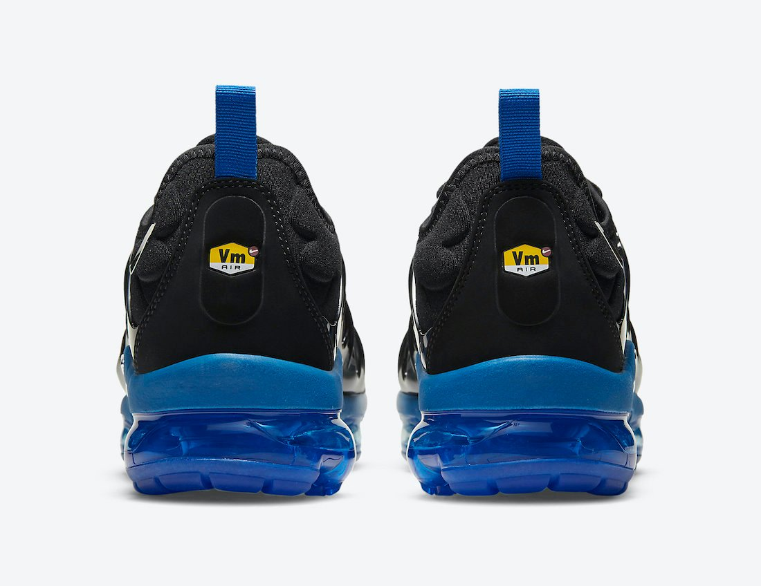 Nike Air VaporMax Plus Black Royal DH4300-001 Release Date Info