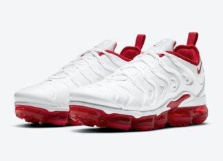 Nike Air VaporMax Plus Cherry DH0279-100 Release Date Info