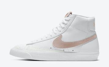 Nike Blazer Mid 77 Vintage Oxford Pink CZ1055-118 Release Date Info