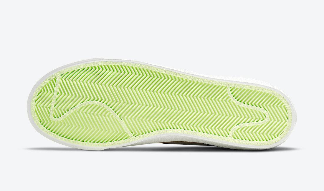Nike Blazer Mid Burlap DD9679-200 Release Date Info