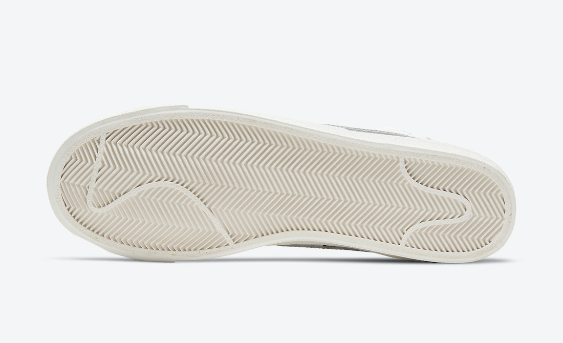Nike Blazer Mid Paint Splatter DC7331-100 Release Date
