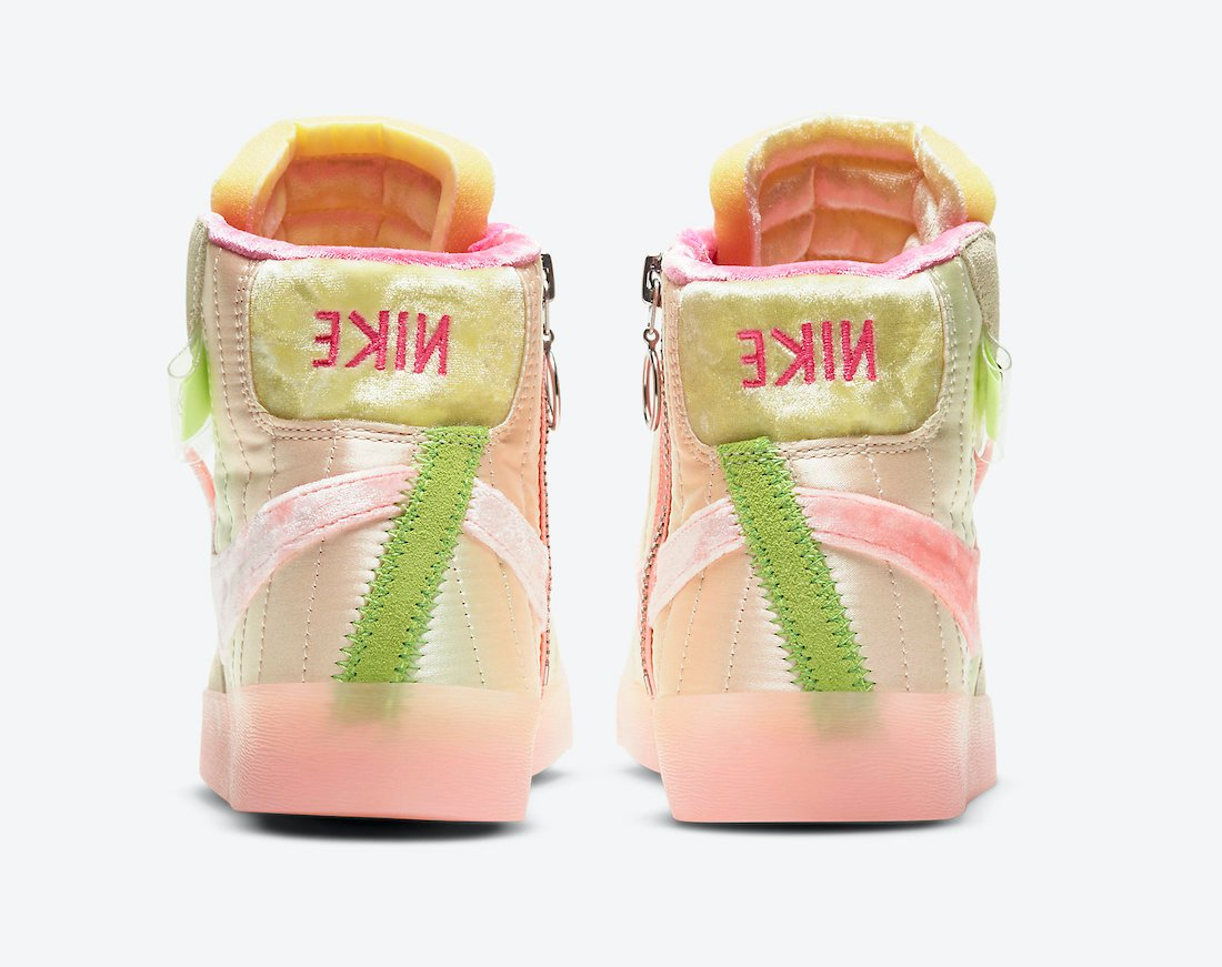 Nike Blazer Mid Rebel Spring Festival DD8482-163 Release Date Info