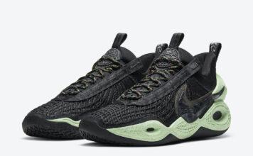 Nike Cosmic Unity Green Glow DA6725-001 Release Date Info