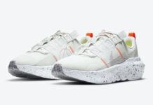 Nike Crater Impact Sail Orange Volt DB2477-100 Release Date Info