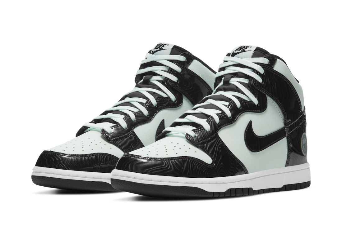 Nike Dunk High All-Star 2021 DD1398-300 Release Price