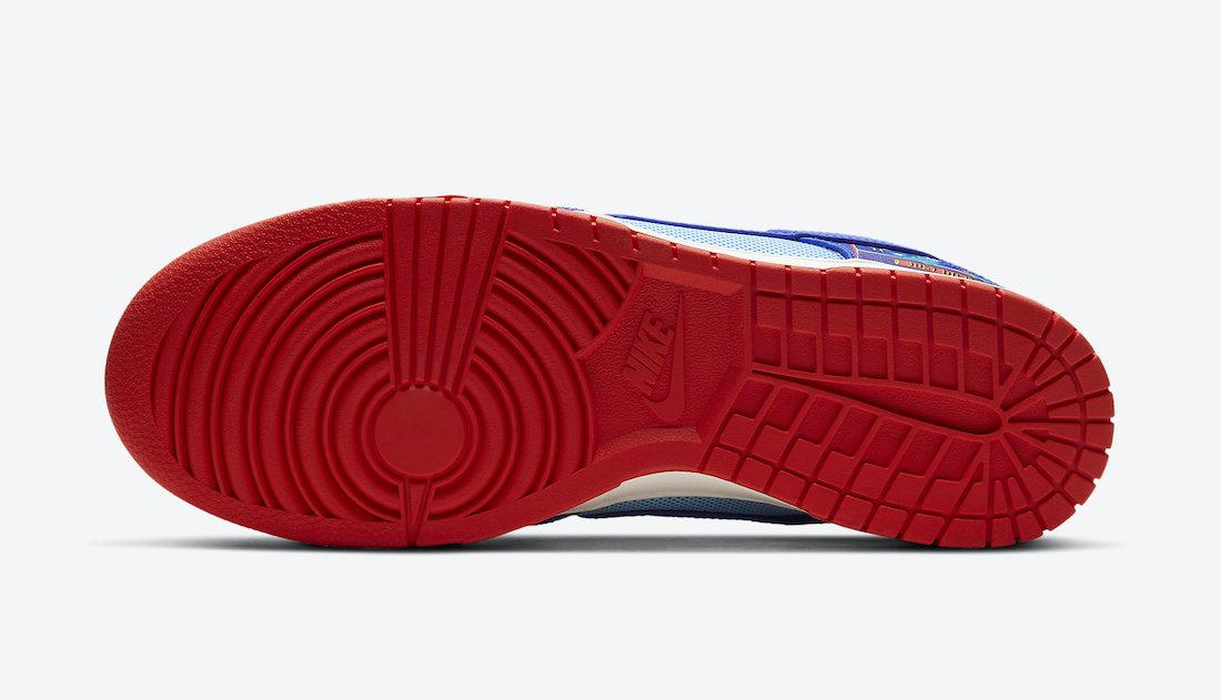 Nike Dunk Low CNY Firecracker DD8477-446 Release Date Info