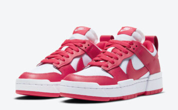 Nike Dunk Low Disrupt Siren Red CK6654-601 Release Date Info