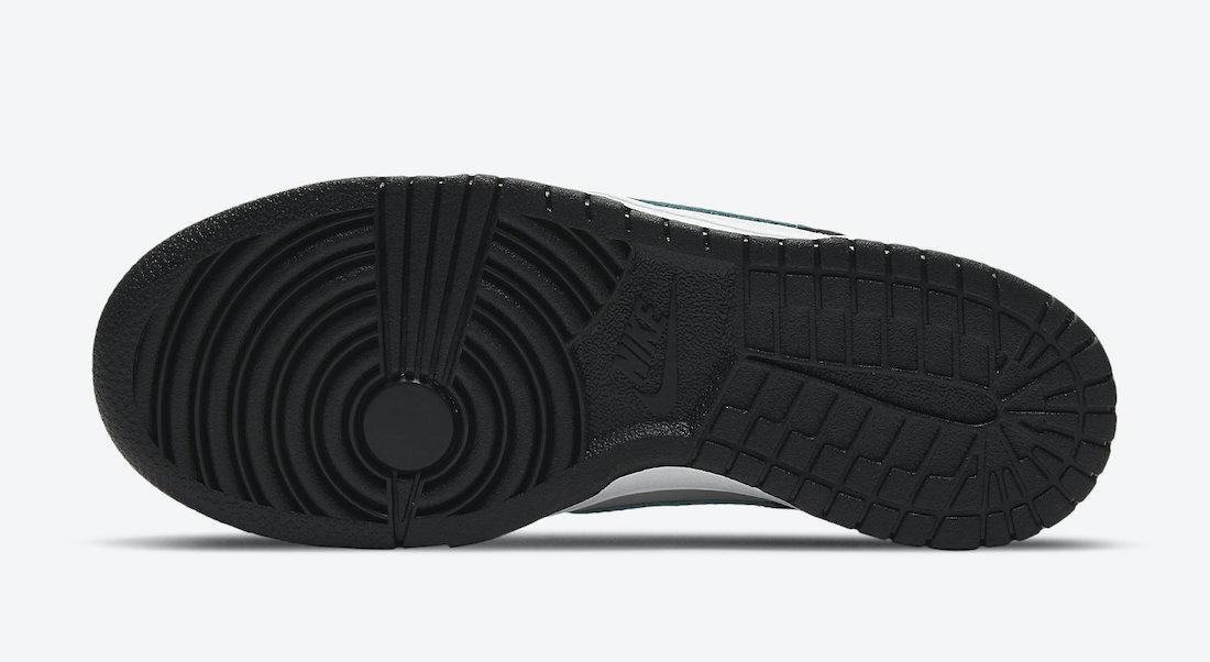 Nike Dunk Low GS Grey Black Blue CW1590-003 Release Date Info