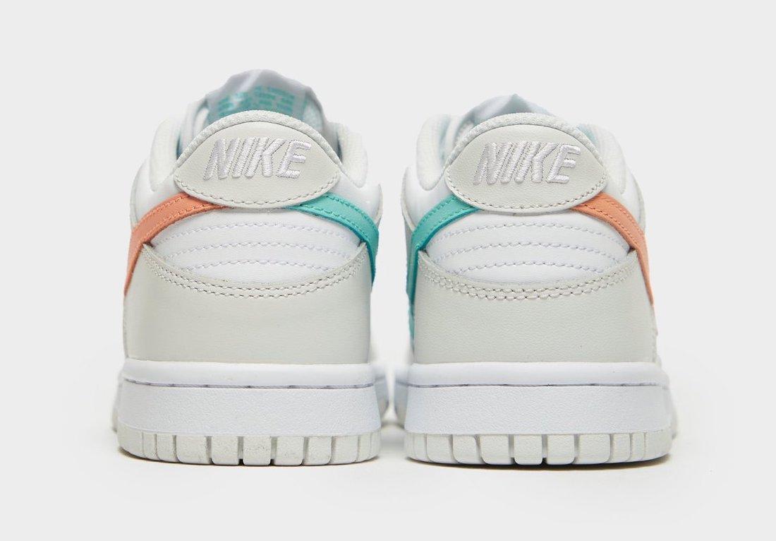 Nike Dunk Low GS Tropical Twist CW1590-101 Release Date