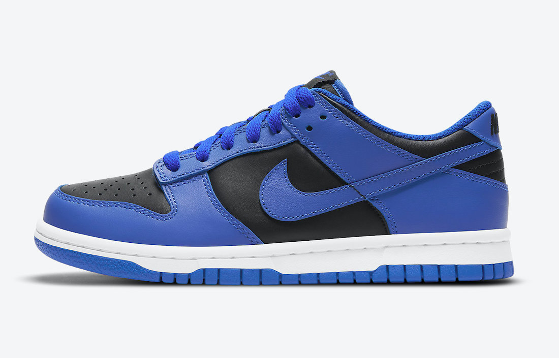 Nike Dunk Low Hyper Cobalt CW1590-001 Release Date Info