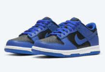 Nike Dunk Low Hyper Cobalt DD1391-001 Release Date