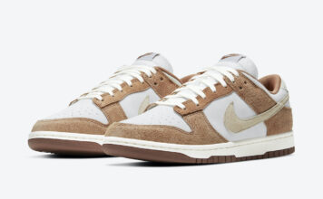 Nike Dunk Low Medium Curry DD1390-100 Release Info Price