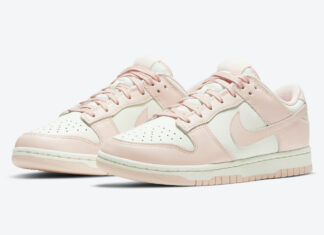 Nike Dunk Low Orange Pearl DD1503-102 Release Date