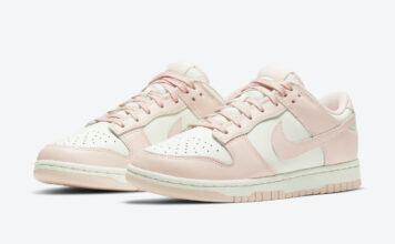 Nike Dunk Low Orange Pearl DD1503-102 Release Date