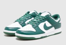 Nike Dunk Low Team Green DD1391-101 Release Info Price