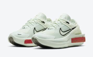 Nike Fontanka Edge Barely Volt Red CU1450-300 Release Date Info