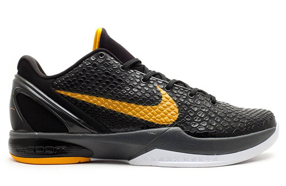 Nike Kobe 6 Protro Black Del Sol Release Date