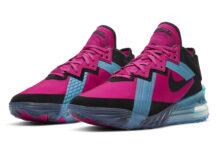 Nike LeBron 18 Low Fireberry CV7562-600 Release Date Info
