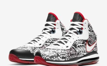 Nike LeBron 8 Graffiti LeBron Watch Release Date Info