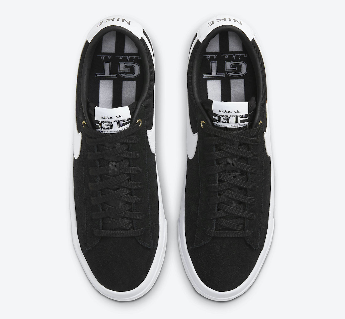 Nike SB Blazer Low GT Black Gum DC7695-002 Release Date Info