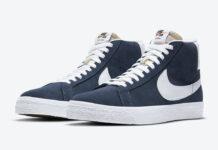 Nike SB Blazer Mid Baltic Blue 864349-401 Release Date Info
