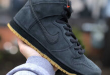 Nike SB Dunk High Orange Label