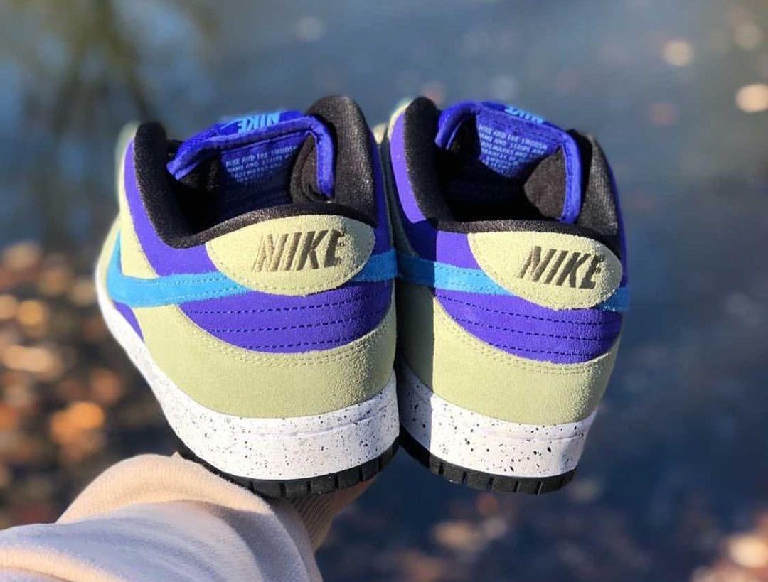 Nike SB Dunk Low Caldera ACG Release Date Info
