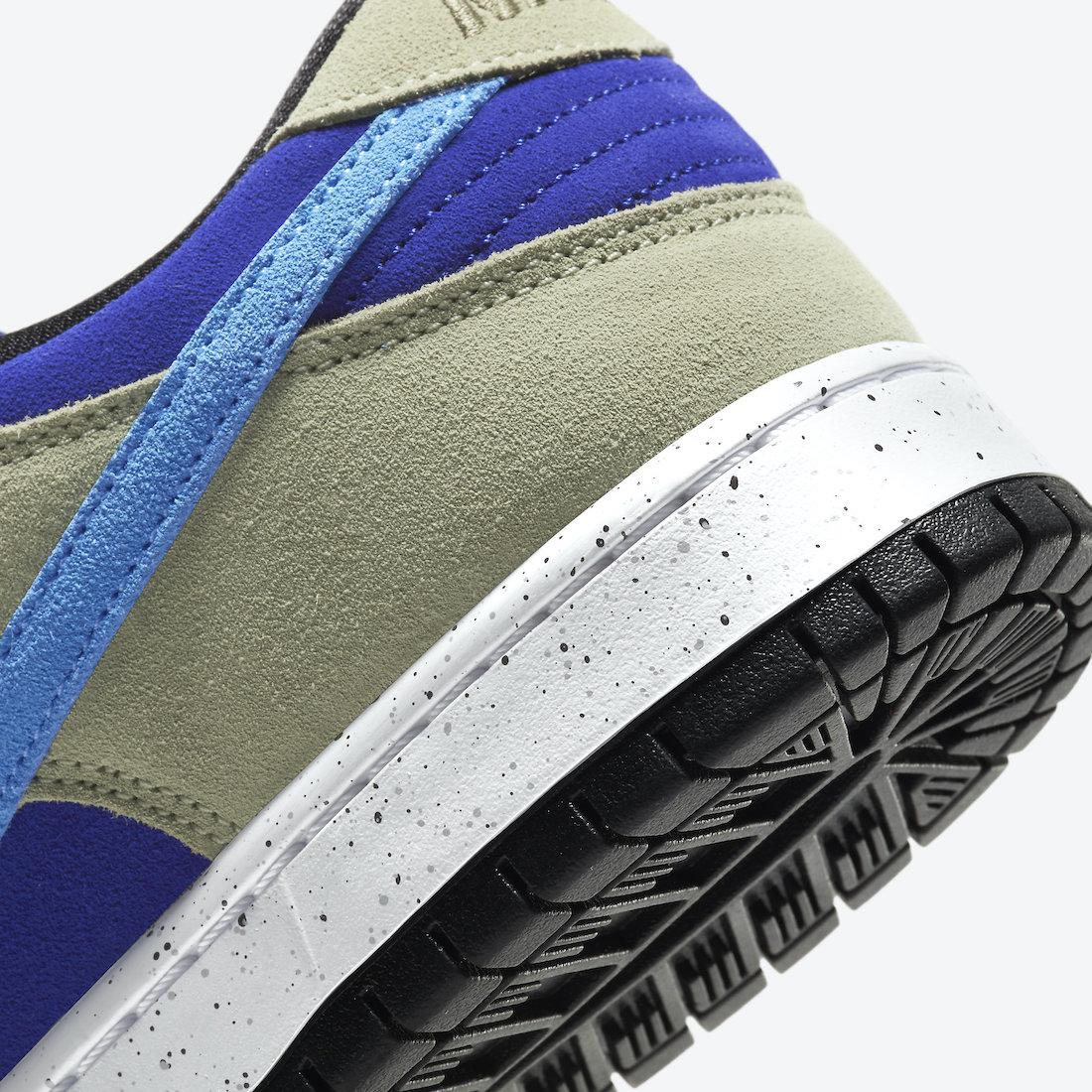 Nike SB Dunk Low Celadon BQ6817-301 Release Date