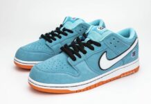 Nike SB Dunk Low Club 85 Blue Chill BQ6817-401 Release Date