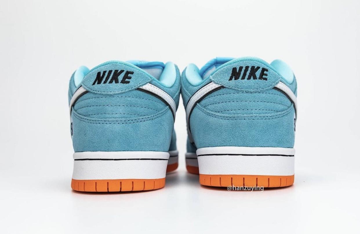 Nike SB Dunk Low Club 85 Blue Chill BQ6817-401 Release Date