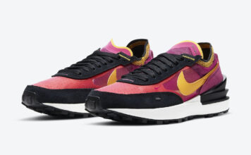 Nike Waffle One Active Fuchsia DC2533-600 Release Date Info