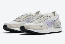 Nike Waffle One Infinite Lilac Light Bone DC2533-101 Release Date Info