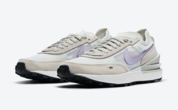 Nike Waffle One Infinite Lilac Light Bone DC2533-101 Release Date Info