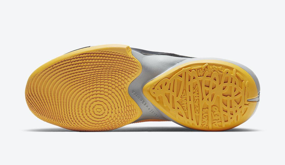 Nike Zoom Freak 2 Taxi CK5825-006 Release Date Info