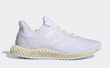 Parley adidas Ultra 4D White FZ0596 Release Date Info